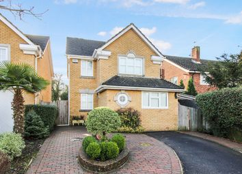 Thumbnail 4 bed detached house to rent in Claremont Close, Orpington