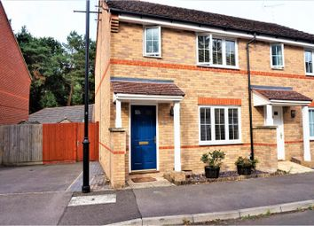 Thumbnail 3 bed semi-detached house for sale in Charlottown, Newbury