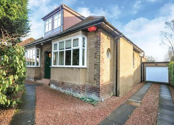 Thumbnail 4 bed bungalow for sale in Braehead Avenue, Milngavie, East Dunbartonshire