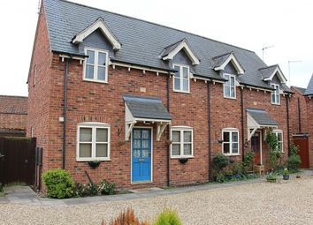 Thumbnail 2 bedroom semi-detached house for sale in Benedictine Square, Crowland, Peterborough