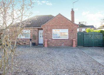 Thumbnail 2 bed bungalow for sale in Cedar Way, West Lynn, King's Lynn, Norfolk