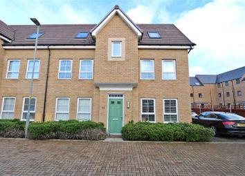 Otway Close, Brooklands MK10. 4 bed semi-detached house for sale