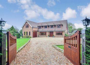 Thumbnail 4 bedroom detached house for sale in Billingshurst Road, Ashington, West Sussex