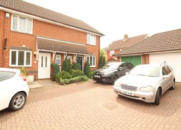 Thumbnail 2 bed terraced house for sale in Ashworth Place, Church Langley, Harlow