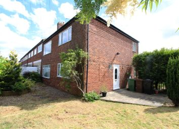 Thumbnail 2 bed flat for sale in Whitecliffe Crescent, Swillington, Leeds