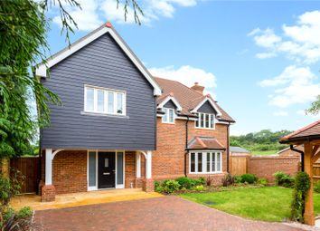 Thumbnail 4 bed detached house for sale in Hayes Lane, Slinfold, Horsham, West Sussex