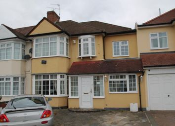 Thumbnail 5 bed terraced house for sale in Couchmore Avenue, Clayhall, Ilford