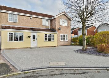Thumbnail 4 bed property for sale in Langtree Close, Heath Hayes, Cannock