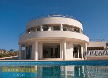 Thumbnail 4 bed villa for sale in Kokkino Chorio, Apokoronos, Chania, Crete, Greece