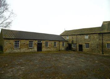 Thumbnail 4 bed farmhouse for sale in Hangmanstone Bar Farm, Moor Lane, Birdwell, Barnsley, South Yorkshire