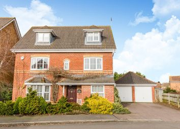 Thumbnail 6 bed detached house for sale in Aintree Drive, Rushden