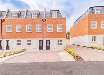 Wykeham Court, Osborne Road, Andover SP10. 4 bed end terrace house