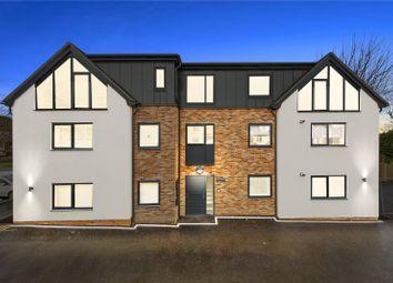 Thumbnail 2 bed flat for sale in Oak House, Crossways, Shenfield, Brentwood