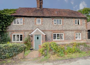 Thumbnail 3 bed cottage for sale in Northend, Findon, Worthing