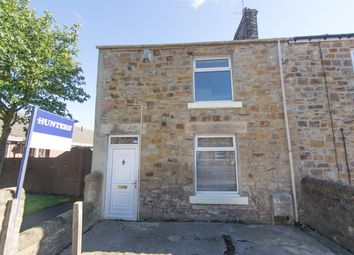 Thumbnail 2 bedroom end terrace house to rent in Durham Road, Consett