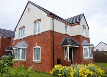 Thumbnail 4 bedroom detached house for sale in King Edmund Street, Dudley