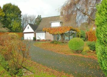 4 bed detached house for sale in The Knowe, Willaston, Neston, Cheshire CH64