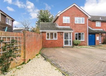 Thumbnail 3 bed detached house for sale in Grange Road, Somersham, Huntingdon, Cambridgeshire