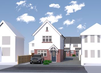 Thumbnail 3 bed end terrace house for sale in Rosemary Road, Poole