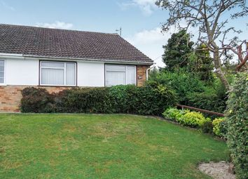 Thumbnail 2 bedroom semi-detached bungalow for sale in Staveley Road, Dunstable