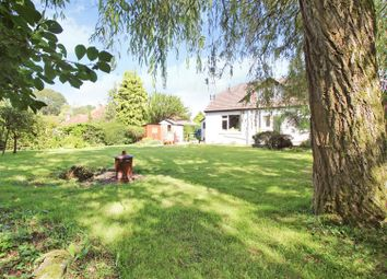 Thumbnail 3 bed detached bungalow for sale in Canterbury Road, Etchinghill, Folkestone