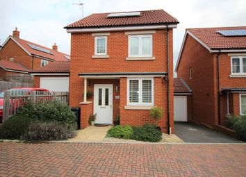 Thumbnail 3 bed detached house for sale in Drovers Way, Newent