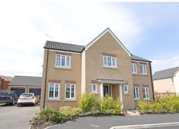 Thumbnail 4 bedroom detached house for sale in Kempton Road, Bourne