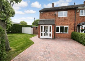 Thumbnail Property for sale in Butterbache Road, Huntington, Chester