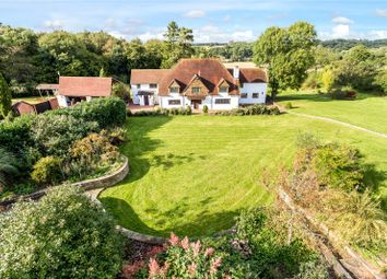 Thumbnail 5 bed detached house for sale in Goose Hill, Headley, Thatcham, Hampshire