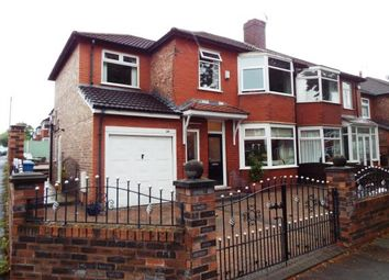 Thumbnail 4 bedroom semi-detached house for sale in Ashley Drive, Swinton, Manchester, Greater Manchester