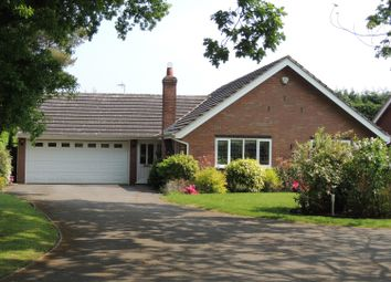Thumbnail 3 bed bungalow for sale in Queen Eleanors Drive, Knowle, Solihull