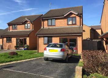Thumbnail 3 bed detached house to rent in Ger Y Llyn, Porthcawl