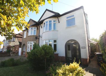 Thumbnail 3 bed property for sale in Harborough Road North, Kingsthorpe, Northampton