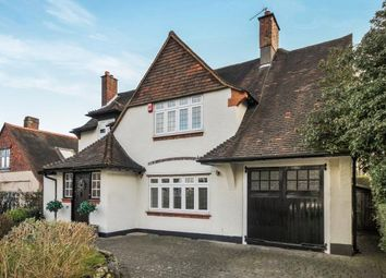 Thumbnail 5 bed detached house for sale in Croham Manor Road, South Croydon, .