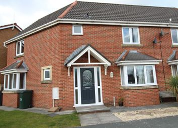 Thumbnail 3 bed semi-detached house to rent in Marine Crescent, Buckshaw Vilage