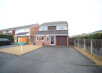 Thumbnail 5 bedroom property for sale in Oakfield Road, Shifnal