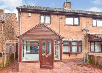 Thumbnail 2 bed semi-detached house for sale in Trent Place, Bloxwich, Walsall