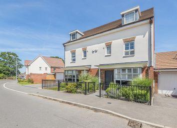 4 bed semi-detached house for sale in Wokingham, Berkshire RG40