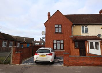 Thumbnail End terrace house to rent in Barford Avenue, Bedford, Bedfordshire