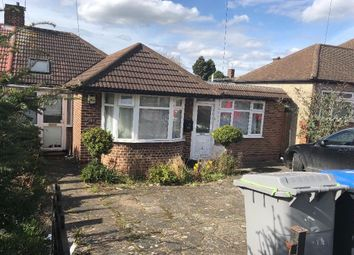 Thumbnail 3 bed bungalow to rent in Chaplin Road, Wembley