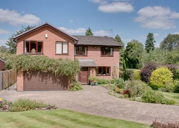 Thumbnail 5 bed detached house for sale in Old Birmingham Road, Marlbrook, Bromsgrove