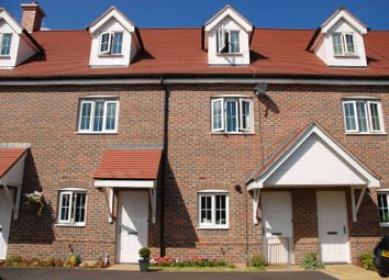 Thumbnail 3 bed terraced house to rent in Stoke Mill Close, Guildford
