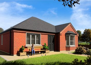 Thumbnail 2 bed bungalow for sale in Spire View, Boston Road, Heckington, Lincolnshire