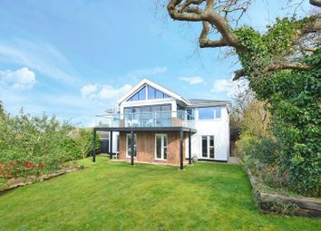 Thumbnail 4 bed detached house for sale in Buckbury Lane, Newport