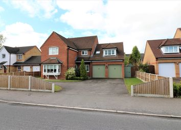 Thumbnail 6 bed detached house for sale in Stone Road, Toftwood