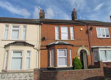 Thumbnail 2 bed terraced house to rent in Park Road, Harwich