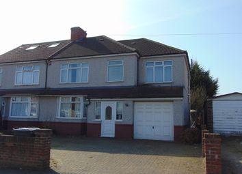 Thumbnail 5 bedroom semi-detached house for sale in Farnborough Avenue, South Croydon, Surrey