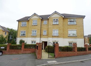 Thumbnail 2 bed flat for sale in Hampstead Drive, Whitefield, Whitefield Manchester