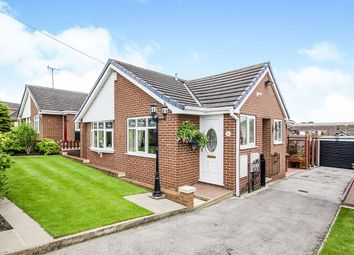 Thumbnail 3 bed bungalow for sale in Bexhill Close, Pontefract