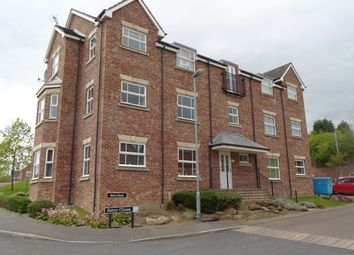 Thumbnail 2 bed flat for sale in Aston Chase, Hemsworth